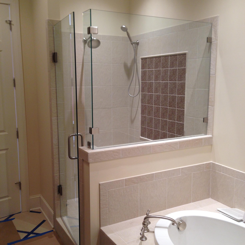Shower Door Replacement In Greensboro High Point Winston Salem