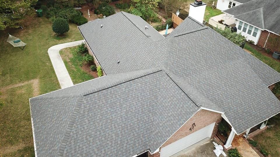roofing company winston salem