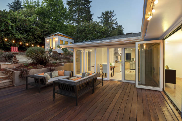 Four Amazing Deck Remodel Ideas