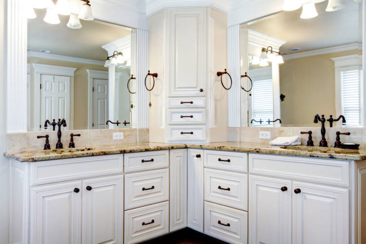 Five Ways to Remodel a Bathroom Vanity